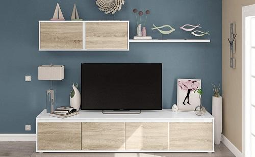 mueble salon nordico habitdesign