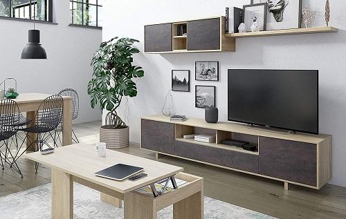 mejor mueble salon barato calidad precio